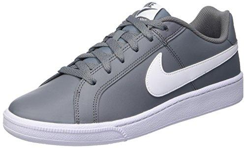 Nike Court Royale Scarpe da Ginnastica, Uomo, Grigio (Cool Grey/White), 43
