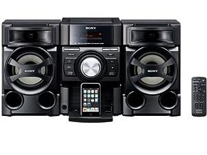 Sony MHCEC69I.CEK Mini System with Direct iPod Dock