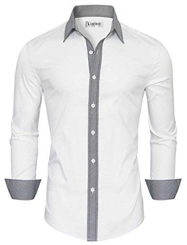 toms-ware-chemises-habillees-doublure-contast-bouton-vers-le-bas-hommes-twcs22-white-us-l