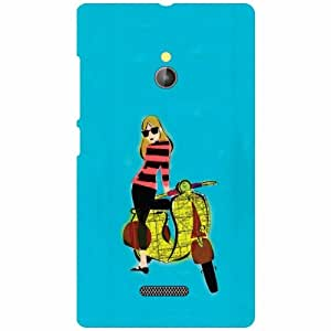 Printland Phone Cover For Nokia XL RM-1030/RM-1042