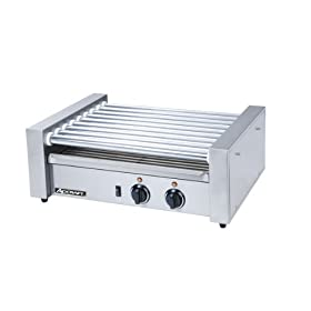 Adcraft RG-09 24 Hot Dog Roller Grill NSF