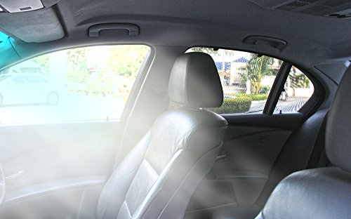 car window shade for baby sun protection spf 30 eqv 2x units by absolute shield offers. Black Bedroom Furniture Sets. Home Design Ideas