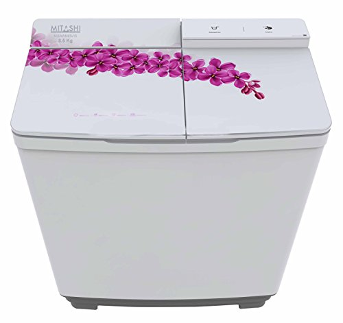 MITASHI MISAWM85V15 8.5KG Semi Automatic Top Load Washing Machine