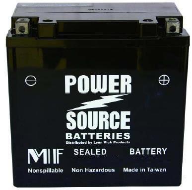 2004-2009 Yamaha YFZ450 ATV High Performance Sealed Battery (2007 Yamaha Yfz 450 Battery compare prices)
