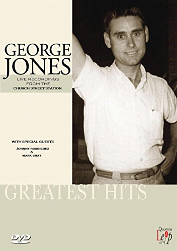 Jones, George - Live In Concert