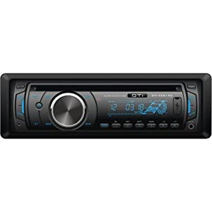 DTI CAR AUDIO DTIPKG2000 CE6190/DS6280 Car Stereo/Speaker Package
