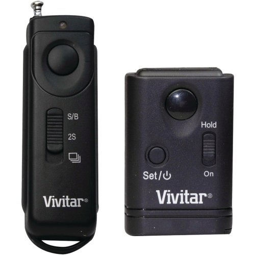 Vivitar Wireless Shutter Release