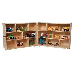 Wood Designs 14700 Folding Storage, 42\