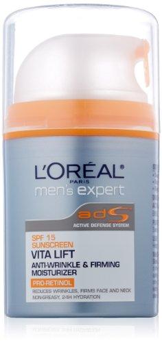 Expert Vitalift de L'Oréal Paris Men Jour SPF 15