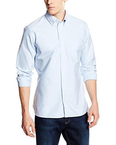 Brooks Brothers Camicia Uomo [Blu]