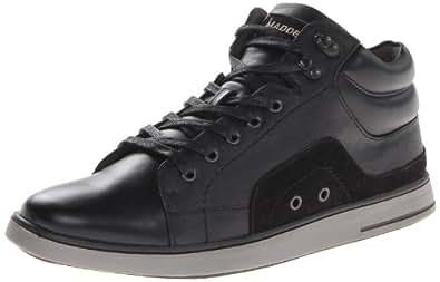 Madden Men's M-Single Fashion Sneaker,Black,8 M US