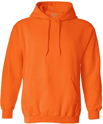 Joe's USA - Safety Orange Work T-Shirts, Crewnecks, Hoodies and Jackets