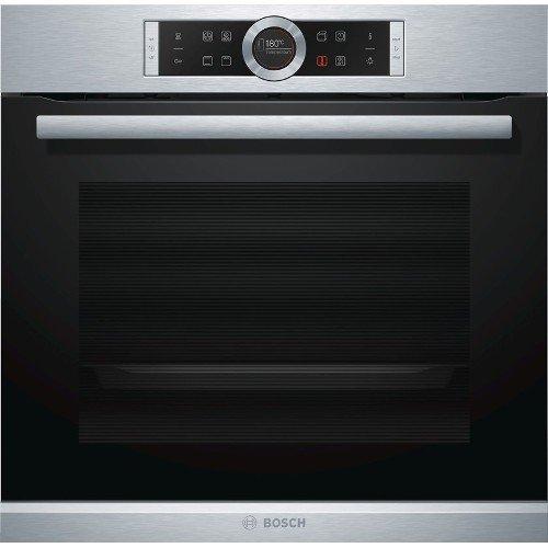 Bosch - Forno Multifunzione ad Incasso HBG633TS1J Finitura Acciaio Inox da 60cm