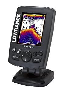 Lowrance Elite-4X Sonar with Transducer