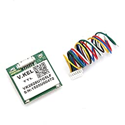 BephaMart 1-5Hz VK2828U7G5LF TTL Ublox GPS Module With Antenna Shipped and Sold by BephaMart