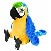 Wild Republic Cuddlekins Macaw Parrot - 12