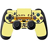 Funny Quote Tea Cup Design Print Pattern Ps4 Dual Shock4 Controller Vinyl Decal Sticker Skin By Trendy Accessories