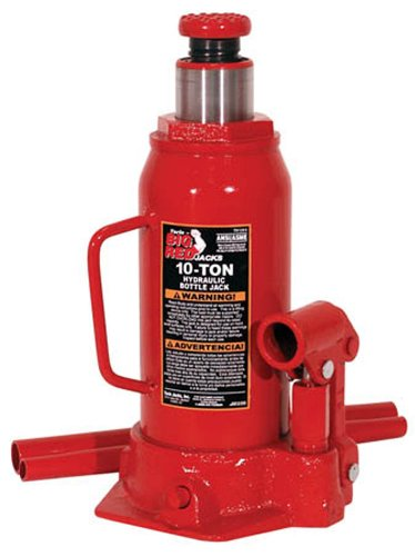 Torin T91003 10 Ton Hydraulic Bottle Jack