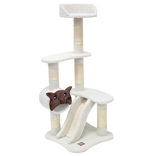 Majestic Pet 47.5-Inch Bungalow Sherpa for Cats Majestic Pet B008R6ODCA