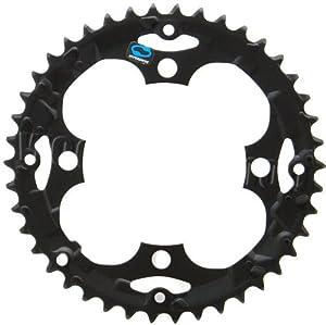 Shimano Alivio FCM411 48T 8 Speed Outer Chainring BLACK