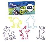 Disney Monsters Inc Logo Bandz Bracelets