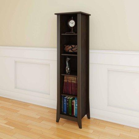 Elegance 3-Shelf Bookcase