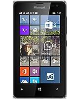 Microsoft Lumia 532 Smartphone débloqué 3G+ (Ecran : 4 pouces - 8 Go - Double SIM - Windows Phone 8.1) Noir