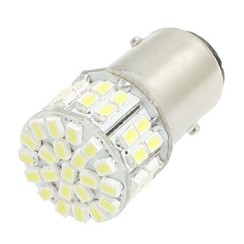 1157 Bay15D White 50 1206 Smd Led Tail Brake Light Lamp Bulb