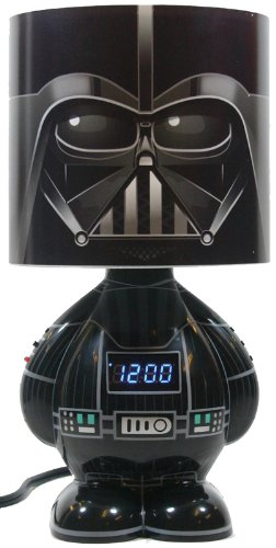Funko Lamp Clock Speaker - Star Wars: Darth Vader