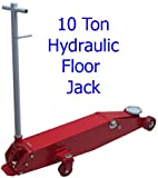 IMAGE OF 10 Ton Hydraulic Floor Jack