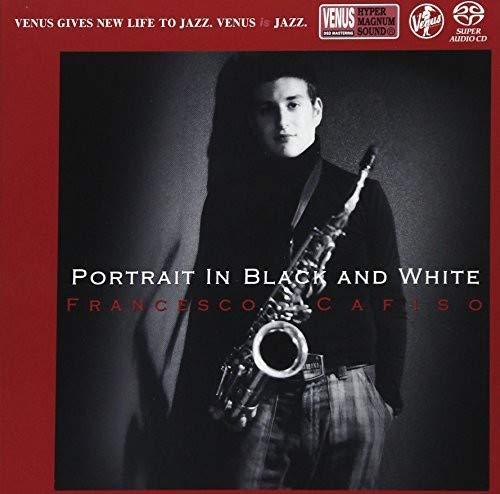 SACD : FRANCESCO SICILIAN QUARTET CAFISO - Portrait In Black & White