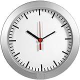 Technaxx VideoWall - Reloj espía de pared, 22 cm (video cámara HD 720p, micrófono oculto, sensor de movimiento, slot para SD)