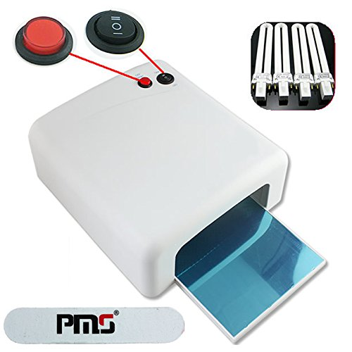 PMS® 36Watt UV Lampe Lichthärtungsgerät Nail Gel...