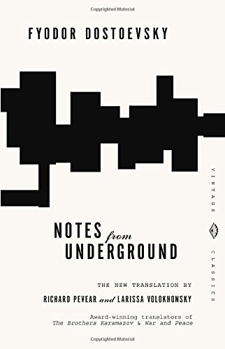 Notes from Underground (Vintage Classics) (Underground Classics compare prices)