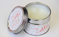 Beauty Let's Glow Fragrance Candle (5x6cm) Scented (Pack of 4)