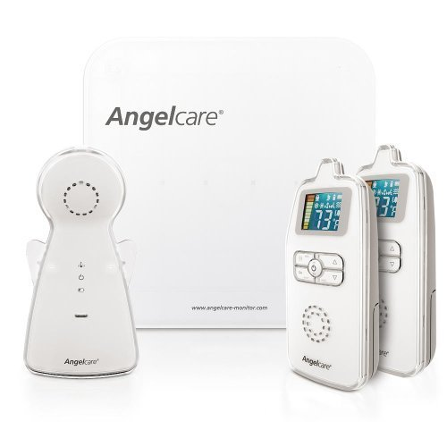 Angelcare AC403-2P Movement & Sound Monitor - 1