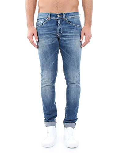 DONDUP GEORGE UP232 L42 JEANS Uomo L42 40