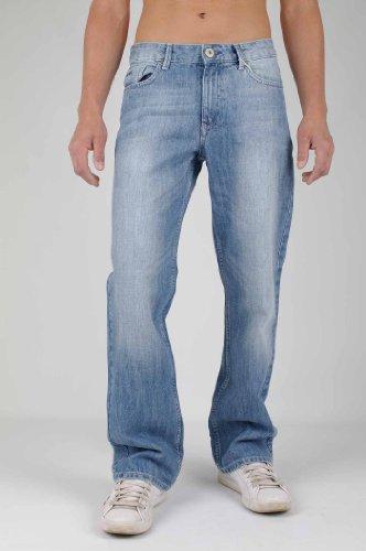 H.I.S Herren Jeans Randy w2001; bleached blue