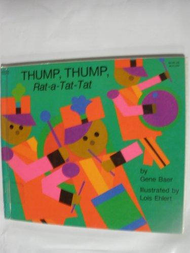 Thump, Thump, Rat-A-Tat-Tat PDF