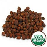 Starwest Botanicals Hawthorn Berries Whole Organic -- 1 lb