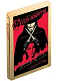 V For Vendetta (Limited Edition SteelBook) [Blu-ray] (Bilingual)