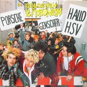 Porsche Genscher Hallo Hsv [Vinyl LP]