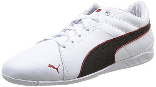 puma-racing-cat-11-venture-zapatilla-deportiva-de-cuero-hombre-color-blanco-talla-43