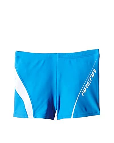 Arena Shorts da Bagno Booney Youth IB [Blu/Bianco]
