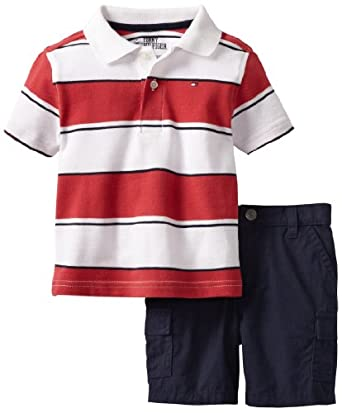 Amazon Tommy Hilfiger Baby Boys Infant Carlos Short