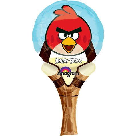 Angry Bird Sling front-661350