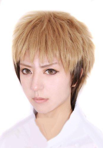 進撃の巨人 ジャン・キルシュタイン コスプレ ウィッグ wig 4月新番 アニメ  グッズ Eli beauty