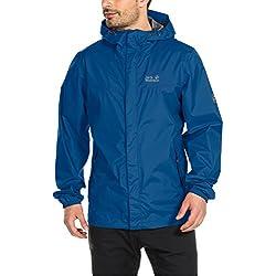 Jack Wolfskin Herren Wetterschutz Jacke Cloudburst Jacket