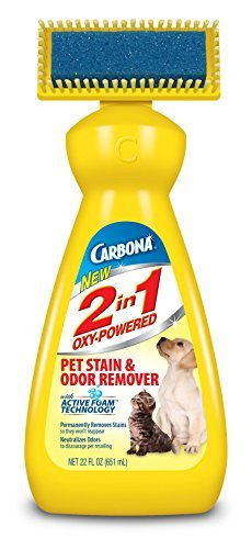 Carbona 2 in 1 Oxy-powered Pet Stain (Carpet Cleaner With Brush compare prices)