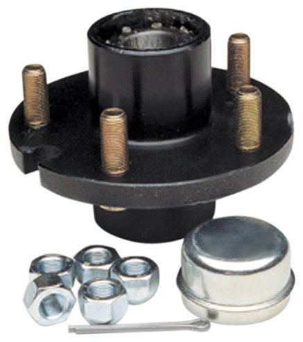 Tie Down Engineering 81085 5 Stud Marine Hub Kit with Bearing